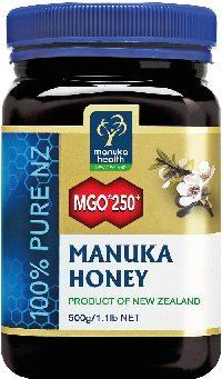 Mgo 250+ Manuka bei Herpesbläschen.