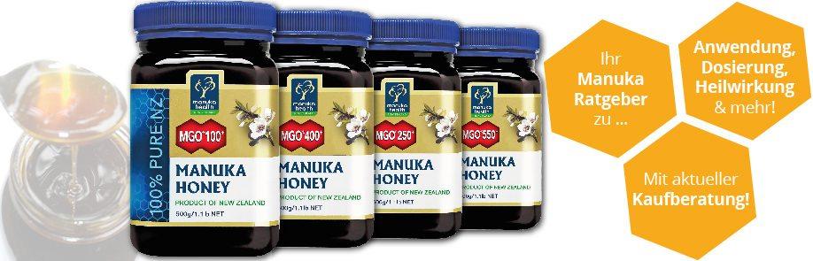 Original Manuka Honig kaufen.